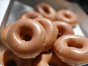 1kg AMERICAN DOUGHNUT Donut van style MIX, Bag Caterers Pack   Harry Harvey