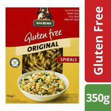 San Remo Gluten Free Spirals Pasta 350g