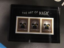 Forwver The Art Of Magic Souviener Sheet Missing Die Cuts. New Discovery