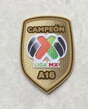 2016 CAMPEON LIGA MX A16 Tigres UANL Champions Apertura Patch Parche Remendo