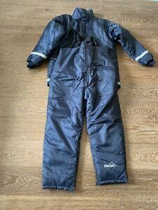 Sherpa Ski Mountain Jacket And Salopettes Man Size Large