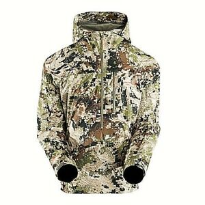 SITKA MEN'S FLASH PULLOVER OPTIFADE Subalpine (50146) Medium.