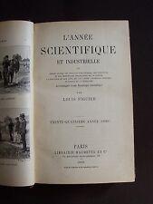 L'année scientifique et industrielle 1890