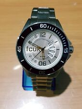 Vintage Collectible FCUK Sub Oversize Watch Date Limited