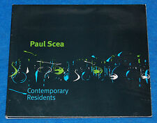 Contemporary Residents, Paul Scea CD, Tested & Complete