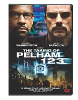The Taking of Pelham 1 2 3 [New DVD] Ac-3/Dolby Digital, Dolby, Dubbed, Subtit