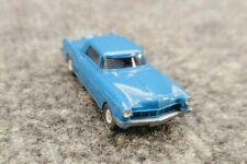 VINTAGE WIKING LINCOLN MARK 2 1:87 SCALE DIECAST PLASTIC BLUE W. GERMANY