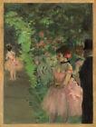 "Edgar Degas : ""Dancers Backstage"" (1876/1883) — Giclee Fine Art Print"