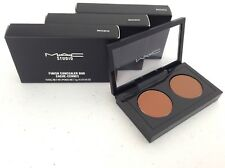 Qty/Set of 3 MAC Studio Finish Concealer Duo NW45/NC50 Full Size NEW IN BOX