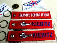 Kiebitz Doppeldecker  3er SET   /Avion / Aircraft / YakAir REMOVE BEVORE FLIGHT