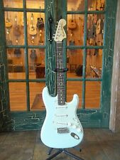 Fender American Special Stratocaster Electric Solid Body Guitar Sonic Blue w/Bag