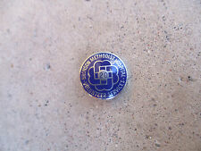 vintage Bronson Methodist Volunteer Service sterling pin nurse nursing hospital