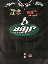 NASCAR AMP ENERGY Dale Earnhardt Jr. Child's Racing Jacket XXL 13-14 Nat'l Guard