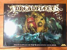 SEALED NEW Dreadfleet Citadel Games Workshop box set Warhammer Fantasy WFB NEW