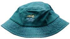 1999 U.S. OPEN -- TENNIS in New York City -- GREEN BUCKET HAT