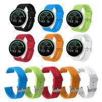 Para Polar Ignite Reloj Silicona Correa Banda Pulsera Wrist Strap Watchband 20mm
