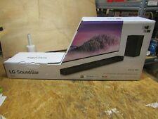 LG 2.1 Channel Soundbar with Wireless Subwoofer ( LOT 1185)