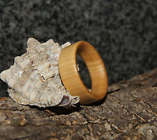Olive wood ring - Any Size