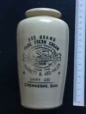 More details for axe brand pure fresh cream factory picture crewkerne somerset large rare size