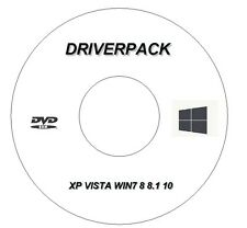 NEW PC LAPTOP DRIVERS DRIVERPACK DRIVER RECOVERY FOR WINDOWS 8 & 10 ON CD / DVD