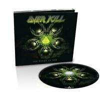 OVER KILL : THE WINGS OF WAR (CD DIGIPAK,LTD EDITION)- BRAND NEW AND SEALED CD<<