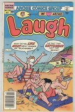 Laugh #379 December 1983 VG Ice Cream Cover
