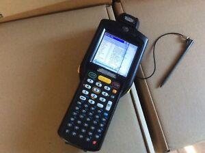 Motorola Symbol MC3190-RL4S04E0A CE6.0 Handheld PDA 48 Keys 1D Barcode Scanner