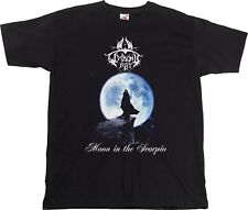 LIMBONIC ART -Moon in the Scorpio-metal shirt