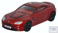 76AMVT001 Oxford Diecast OO Gauge Aston Martin V12 Vantage S Volcano Red