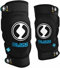 bliss Protection Unisex ARG Kids Mountain Bike Youth Cycling Knee Pads Small