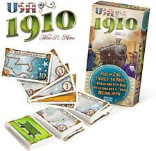 Days Of Wonder Ticket to Ride: USA 1910 Expansion Pack
