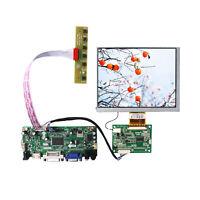 HD MI DVI VGA Audio Lcd control board 7inch CLAA070MA0ACW 800x600 Lcd panel