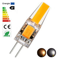 6W G4 High Power Mini LED Lampadina Corn Light COB AC DC 12V