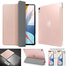 "For Apple iPad Pro 11"" Slim Flip Leather Auto Sleep/Wake Case Stand Smart Cover"