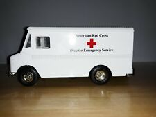 American Red Cross Limited Edition Diecast Ertl Grumman Olson Kurbmaster...