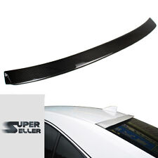 Carbon Fiber for LEXUS IS250 4D Sedan D-Look Rear Roof Spoiler Wing 15-17 IS300h