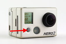 REPAIR SERVICE for GoPro Hero 2 Camera Power Button Switch Replacement