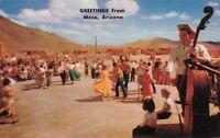 Postcard Greetings Mesa AZ