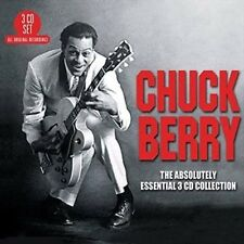 The Absolutely Essential by Chuck Berry (CD, 2014, 3 Discs, Big 3)