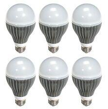 Pixi Lighting A19E-6WX 6.5-Watt (25-Watt) LED Light Bulbs 6 Pack Warm Color
