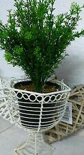Flower Pot Planter Cottage Basket Wire Basket NEW