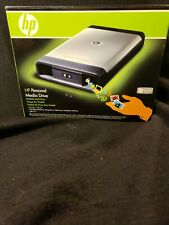 HP Personal Media External Hard Drive 500GB External - RF863AA - NEW OPEN BOX