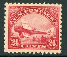 USA 1923 Airmail First Issue 24¢ Scott # C6 VF MNH  J741