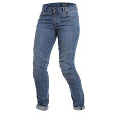 DAINESE Amelia Lady Slim Stretch-Jeans Medium-DENIM TG 32 JEANS MOTO DONNA