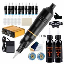 Professional Tattoo Kits Rotary Tattoo Pen Machine Body Permanent Makeup Machine