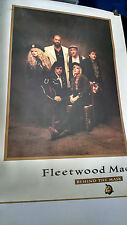 Fleetwood Mac Behind the Mask promotional store poster PBX6