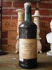 vin weine wine  Cave Solar das Francesca Colheita 1963 Garrafeira.55 Ans Anni