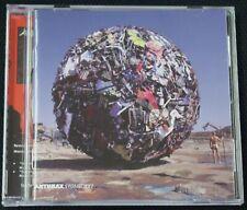 Anthrax - Stomp 442 CD + 4 BT (2001, Beyond) Remastered 15 Track Version
