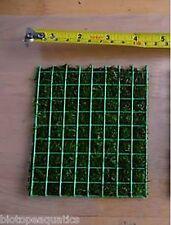WIRE MESH for 12x10cm riccia fluitan java moss live aquarium plant weight carpet