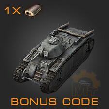 World of Tanks • WoT • Bonuscode Pz.Kpfw. B2 740 (f)  • Express E-Mail-Versand!
